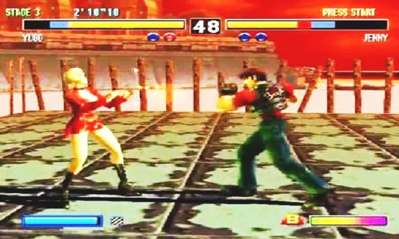 Download Bloody Roar 2 Game For PC