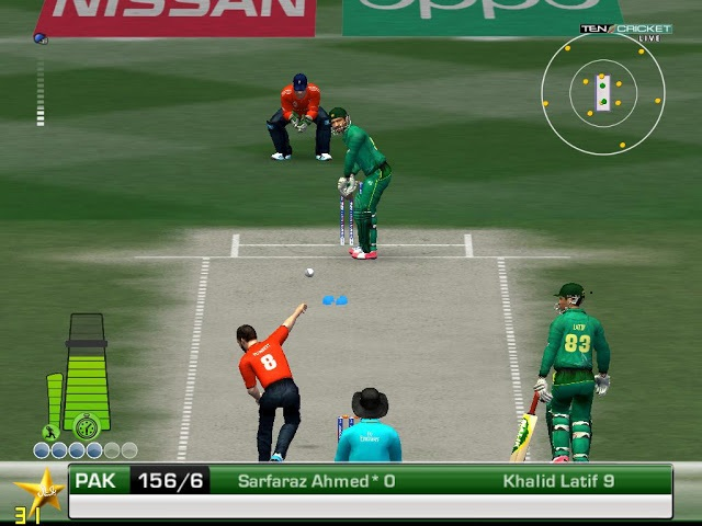EA Sports Cricket 2017 Game Free Download For PC Highly compressed
