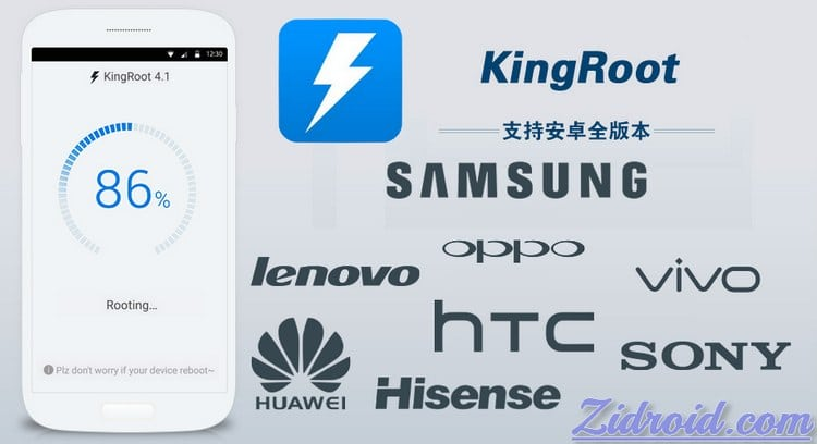 KingRoot For PC Win App (Root All Android Devices)