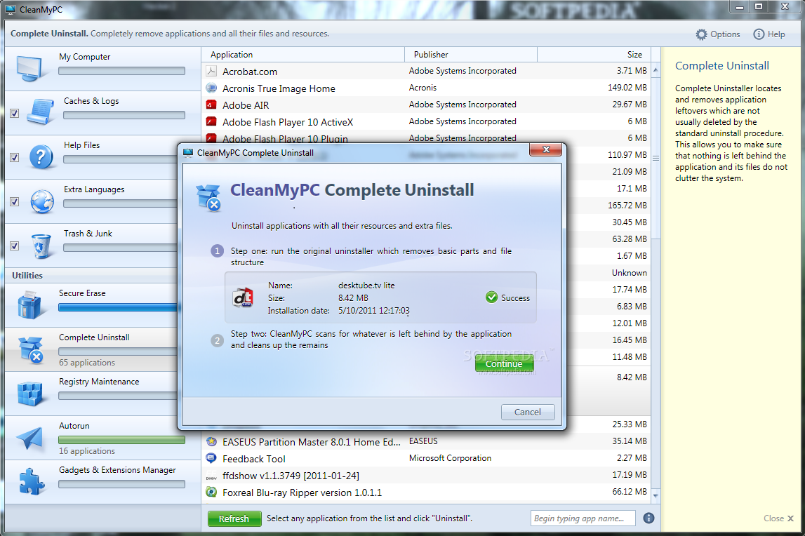 Clean My PC Free Download With Crack File Compressed