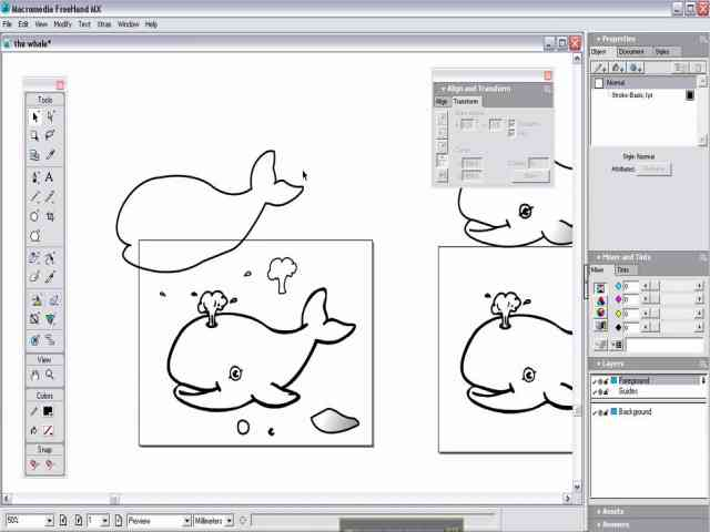 Macromedia FreeHand Free Download For Windows