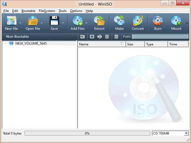 WINISO Free Download For Windows