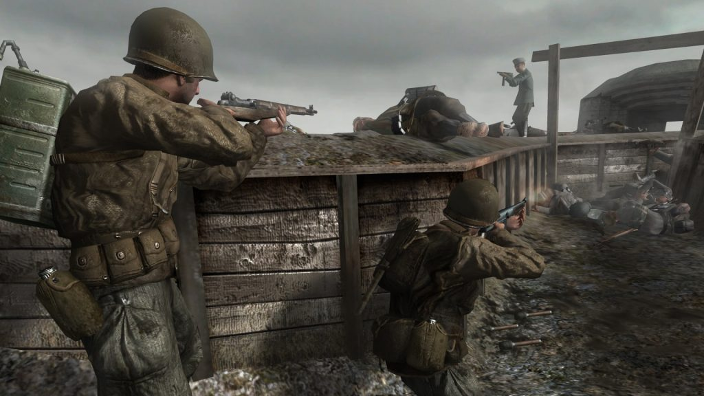 Call Of Duty 2 Setup Game Free Download Highly Compressed