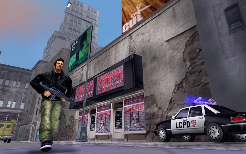 Download Grand Theft Auto 3 Game For PC 100% working