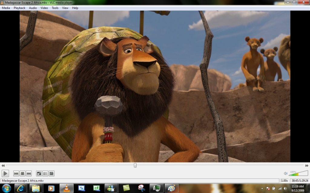 VLC ISO Setup Free Download Widnwos 8 For 64 bits