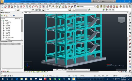 Autodesk Robot Structural Analysis Professional 2019 Full Version