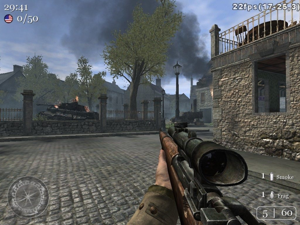 Call OF Duty 2 Game Free Download For Windows 7 32 bit