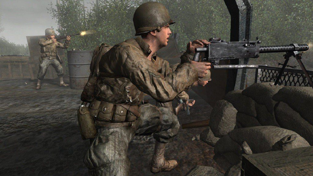 Call Of Duty 2 Game Download For Windows 10 64 bit