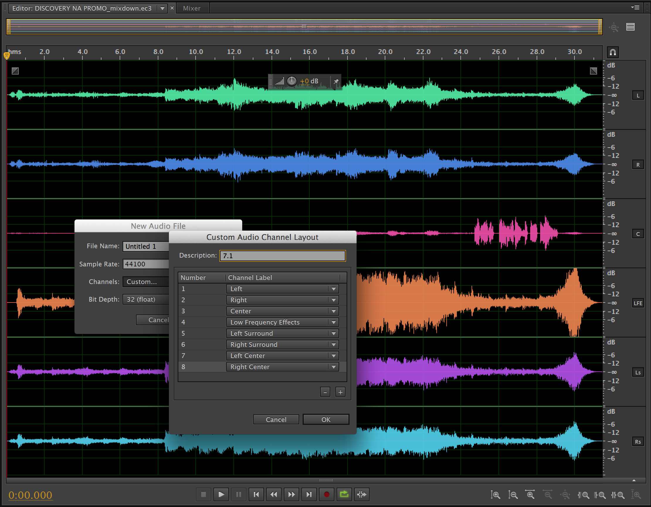 Adobe Audition CC 2019 ed For Windows and macOS Free Download