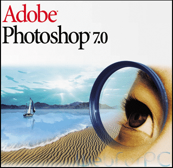 Adobe Photoshop 7.0 With Serial Key Full Version