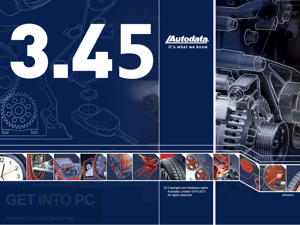 AutoData Car Caring Center Free Download
