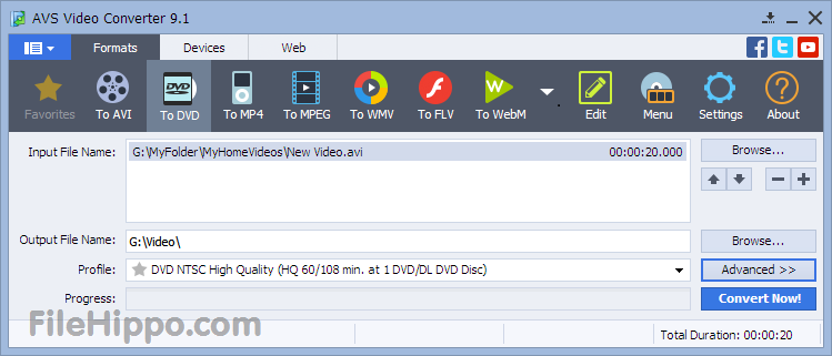 AVS Video Converter Free Download With Activation Code For Windows 10