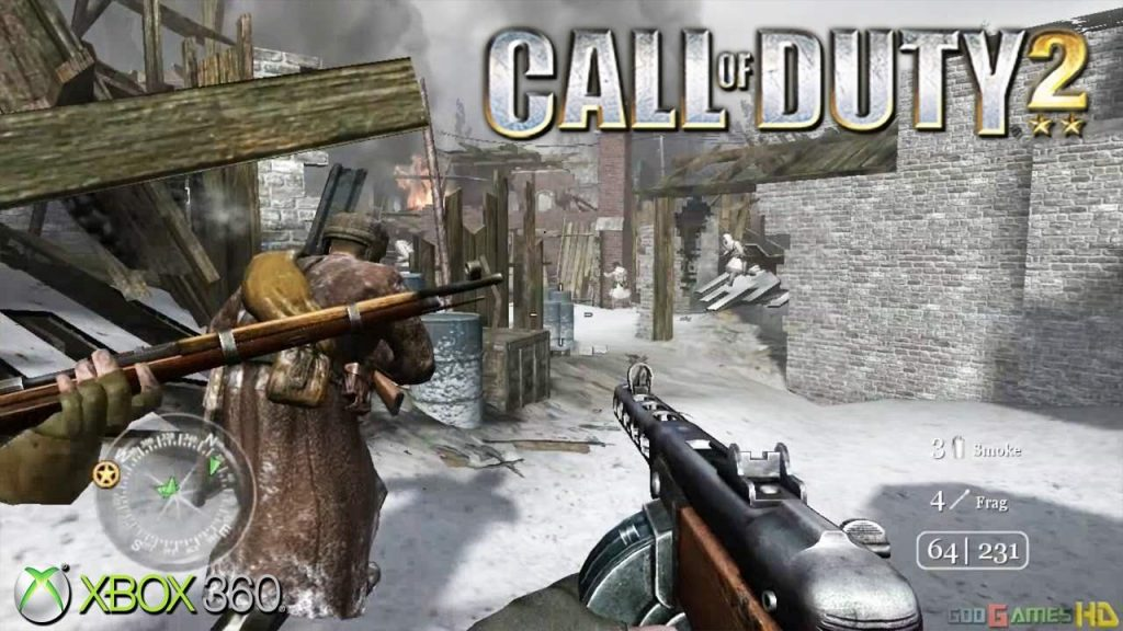 Call Of duty 2 Game Fee Download Full Version