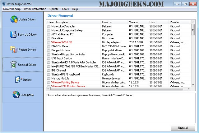 Driver Magician 5.2 +  For windows Full Version