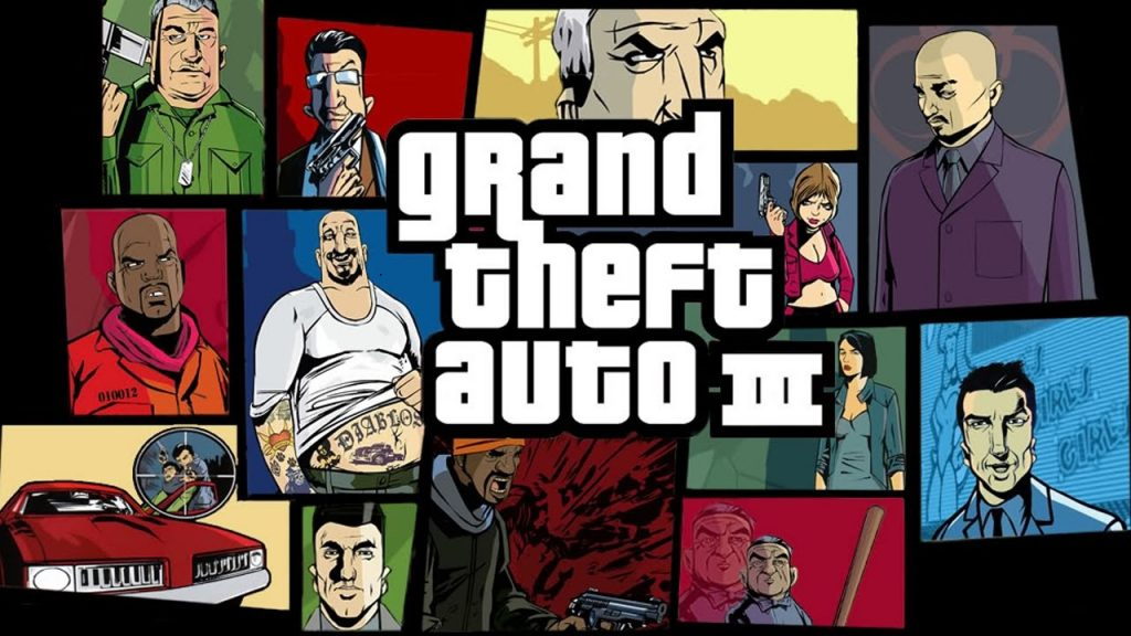 Grand Theft Auto 3 Setup Game Free Download Full Version