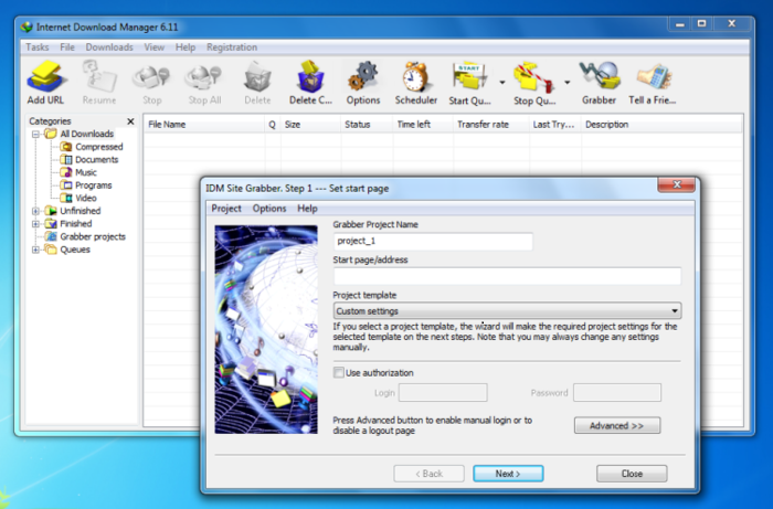 Filehippo IDM Download Manager WIth Crack