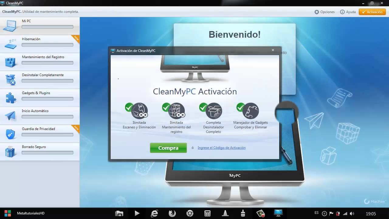 Clean MY PC Free Download Freeware With Patch Key