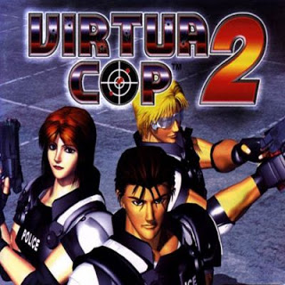 Virtua Cop 2 Game Free Download For PC