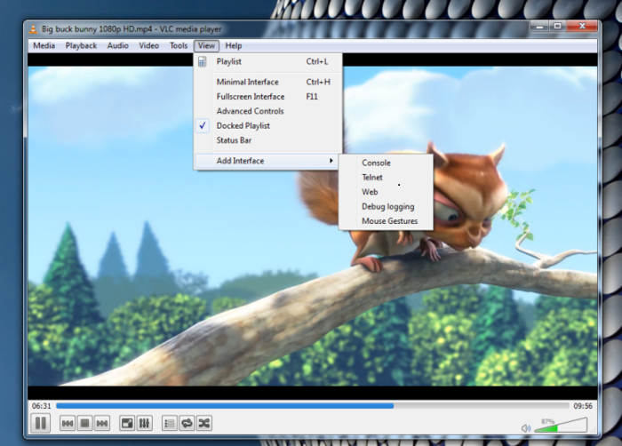 Videolan VLC Official media Player Free Download For Windows